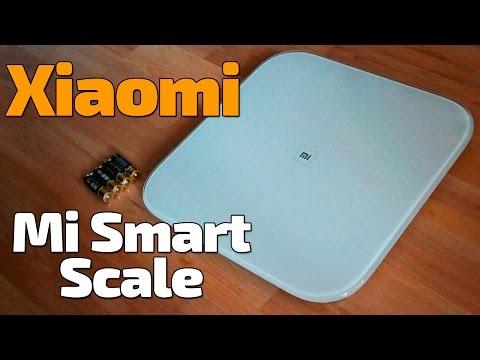 Обзор умных весов Xiaomi Mi Smart Scale от Румиком