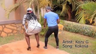 KING KONG MC OF UGANDA WITH COAX DANCING TO KOKOSA BY KOZY G