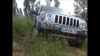 preview picture of video 'Jeep Commander Limited'