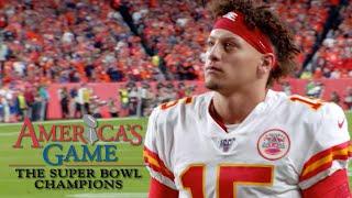 Mahomes Reveals Veach's Super Bowl LIV Prophecy | America's Game