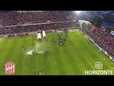 """""""Festejos Ascenso Club Atletico San Martin de Tucuman / 03.06.2018"""" Barra: La Banda del Camion • Club: San Martín de Tucumán"""