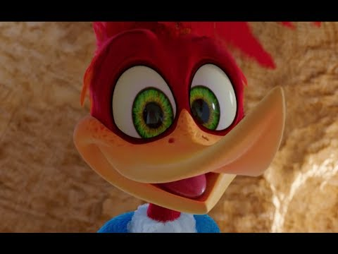 Woody Woodpecker Woody Woodpecker (International Trailer)