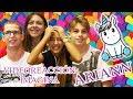 Imagina - Canción de Navidad - Ariann Videoreacción en directo con amigos