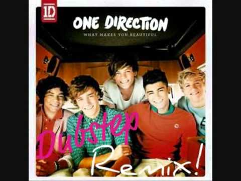What Makes You Beautiful One Direction Dubstep Remix Mp3