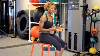 How To Restore Tight Hamstrings: Myofascial Release and Hamstrings Stretch
