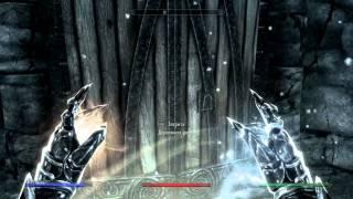 Skyrim. Прохождение, ритуальное заклинание разрушения
