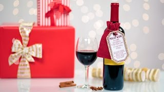 How To Make A Mulled Wine Kit | DIY Food Gifts