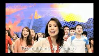 "KANTA PILIPINAS ""Official Music Video"" feat. Ms. Lea Salonga w/ lyrics"