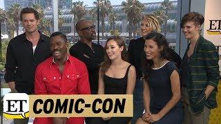 Comic-Con 2018 | Interview Fear The Walking Dead