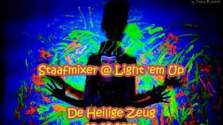 Staafmixer @ Light 'em Up EJC Eindfeest, DHZ