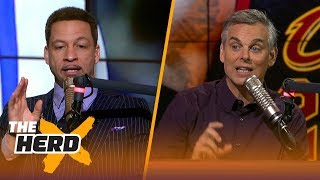 Chris Broussard on best fit for LeBron next season, Brad Stevens and Ben Simmons | NBA | THE HERD