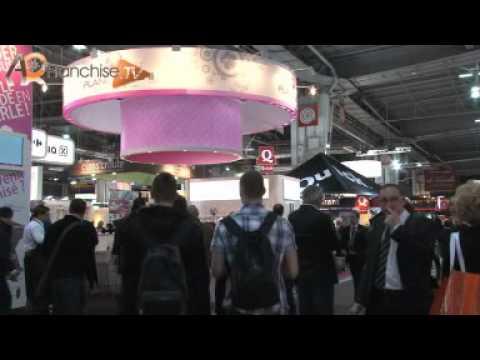Salon Franchise Expo Paris 2012