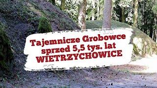 Kujawskie grobowce sprzed 5,5 tysięcy lat