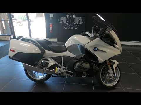 2021 BMW R 1250 RT in West Allis, Wisconsin - Video 1