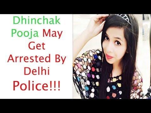 Dhinchak Pooja To Be Arrested By Delhi Police!!! ShoutMe360