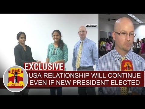 Eric-Lund-Ensure-USAs-relationship-will-continue-even-if-new-president-elected-in-Election