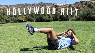 15 Minute Low Impact Hollywood HIIT | The Body Coach by The Body Coach TV
