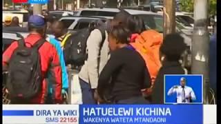 Wakenya wateta kutokana na kuwepo kwa bango kubwa  lililoandikwa kwa lugha kichina Nairobi