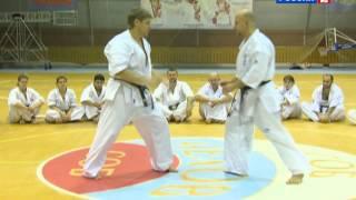 Запрещенные приемы Киокушинкай карате