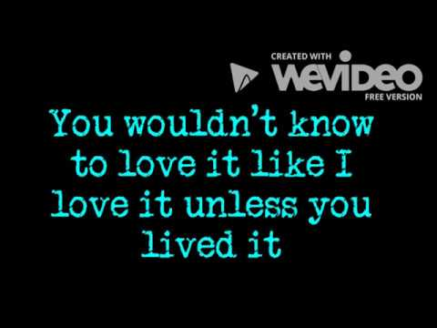 Blake Shelton - I Lived It (Lyrics) Mp3