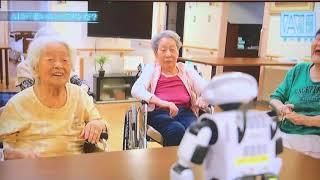 NHK(Eテレ)「人間ってナンだ?超AI入門」オープニング。