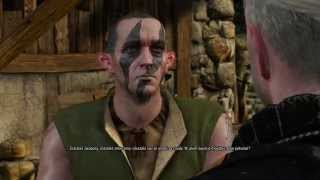 Geralt z Rivii masakruje krawca