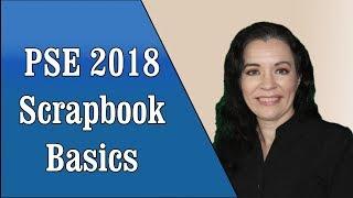 Digital Scrapbooking Basics With Photoshop Elements 2018
