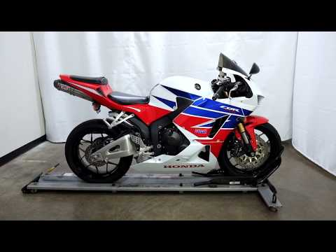 2013 Honda CBR®600RR in Eden Prairie, Minnesota - Video 1