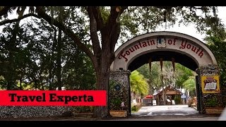 Ponce De Leon - Fountain of Youth - St. Augustine, Florida  - Review