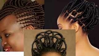 African Trending Hairstyles 😍😍 Compilations 2020