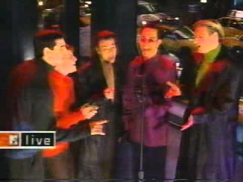 Backstreet Boys   I'll Never Break You Heart Live @ MTVLive