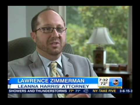 Zimmerman: Good Morning America appearance discussing Leanna Harris.