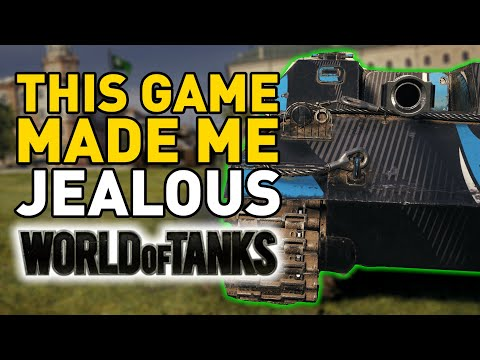 This Game Made Me JEALOUS in World of Tanks!