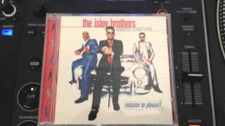 """The Isley Brothers  """"floatin' on your love"""""""