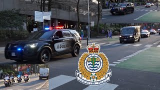 Multiple Vancouver Police Support Staff At VGH