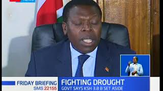 Government states that it is prepared to mitigate foreseen drought