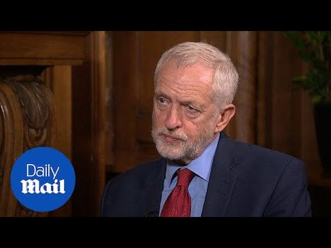 Jeremy Corbyn calls for general election if Brexit isn't delivered