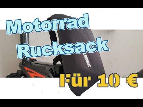 Motorrad Rucksack für 10€, wasserdicht - XL Moto / course Slipstream