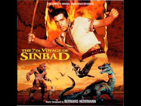The 7th Voyage Of Sinbad | Soundtrack Suite (Bernard Herrmann)