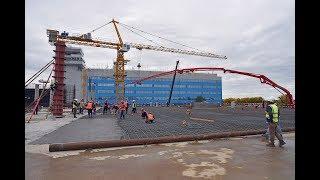 Губернатор края оценил ход строительства терминала внут...