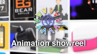 Vivid Photo Visual Animation Showreel  - Animation Video Production