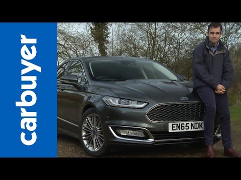 Ford Mondeo Vignale saloon in-depth review – Carbuyer