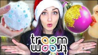 Trying Terrible Troom Troom CHRISTMAS PRANKS