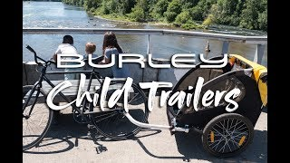 Child Trailer Lifestyle