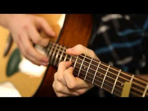 Peter James Sullivan  Rain ( Unplugged ) [ Progressive Fingerstyle Original Acoustic tap ]