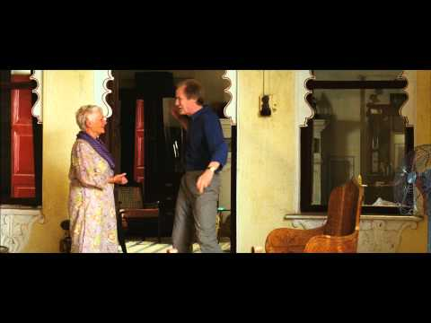 The Best Exotic Marigold Hotel - Official Trailer