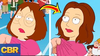 The 15 Best Things To Happen To Meg In Family Guy