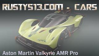 2018 Aston Martin Valkyrie Amr Pro 免费在线视频最佳电影电视节目