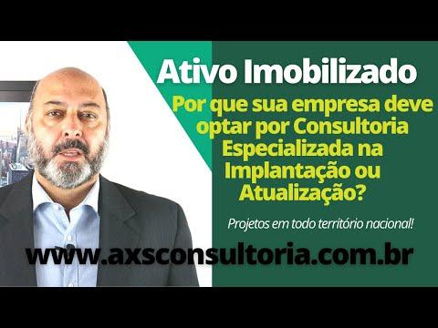 Consultoria Especializada em Ativo Fixo Consultoria Empresarial Passivo Bancário Ativo Imobilizado Ativo Fixo