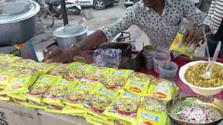 Best Maggiwala in Noida   Tasty & Spicy Maggi Noodles   Only 30 rs Per Plate